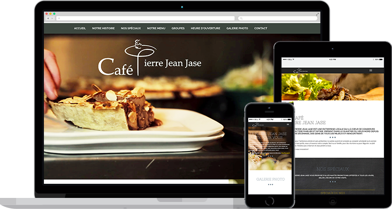 Café Pierre Jean Jase